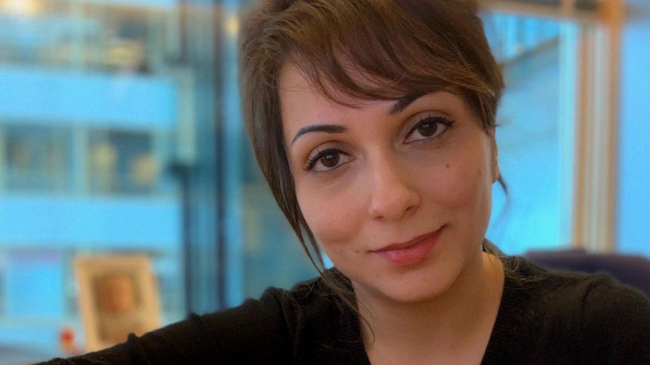 Alfa eCare Farzaneh Ashtari